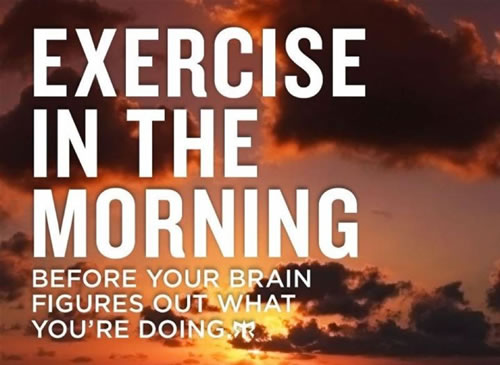 The best time of day to exercise to lose weight