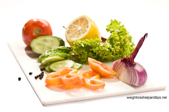 Weight loss vegetarian / Men day program